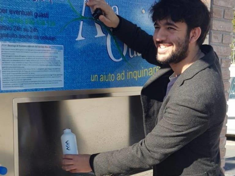 Consumo di acqua: i risultati di un'indagine svolta a Livorno