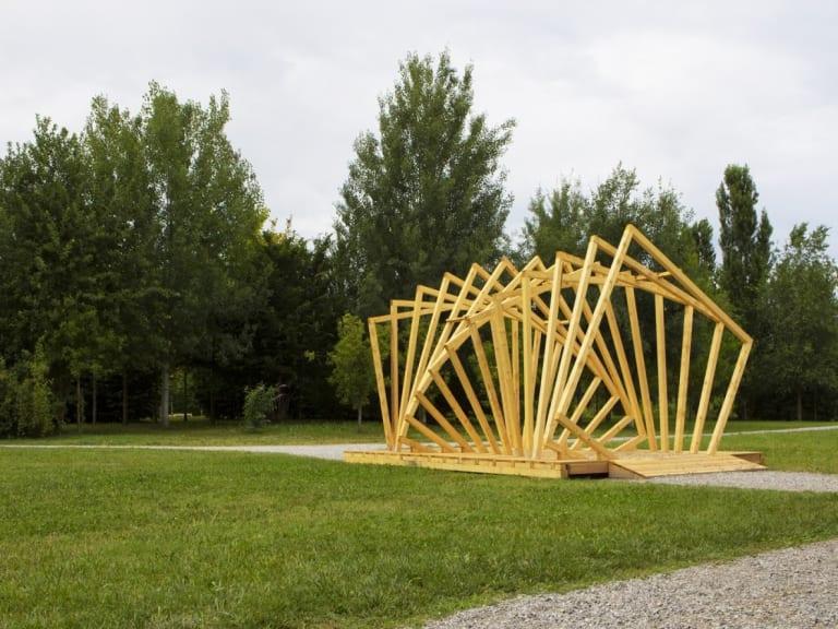 Land Art, a Ecoismi 2019 le nuove installazioni naturali