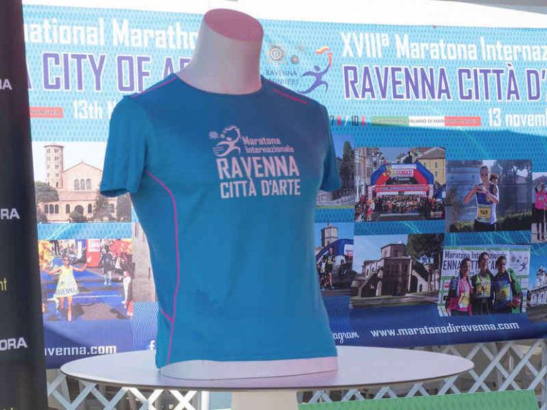 Maratona di Ravenna, pronta per coniugare arte e sport