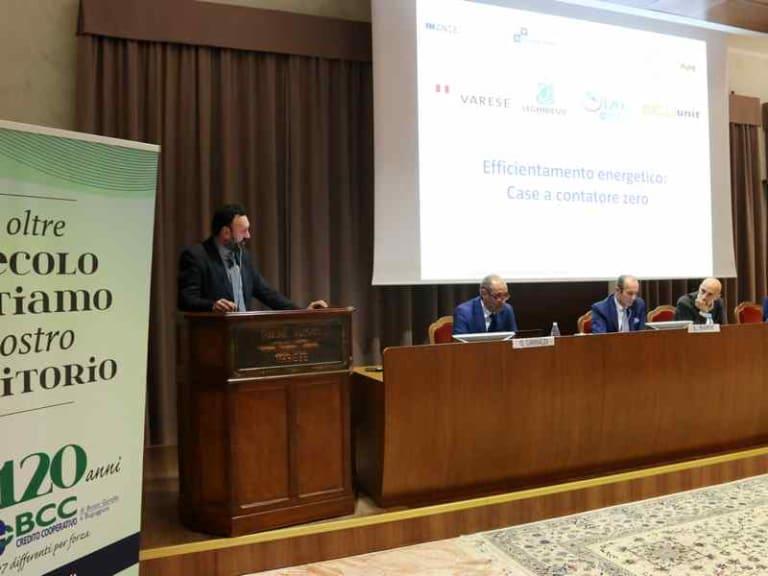 Riqualificazione energetica del patrimonio edilizio di Varese