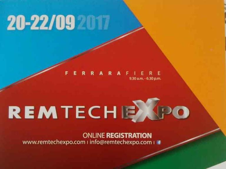 A RemTech Expo 2017 si parlerà di tutela del territorio