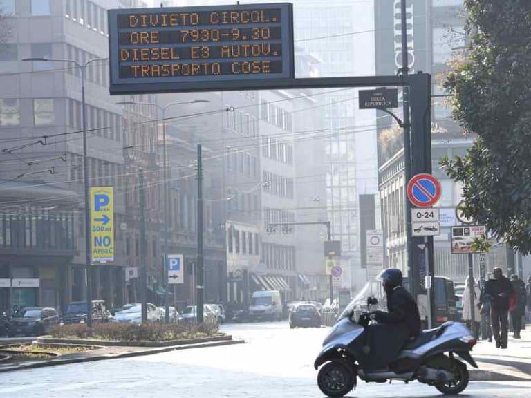 Italia deferita alla corte europea per il continuo superamento dei limiti di smog
