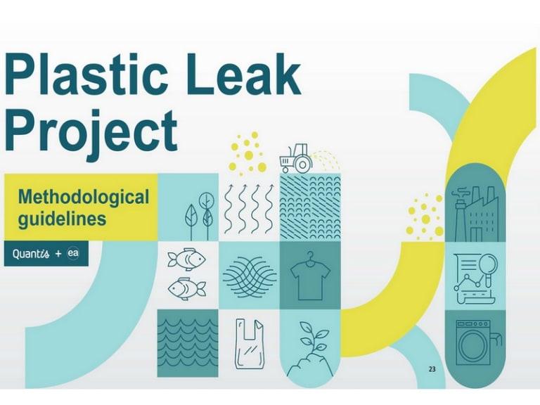 Eliminare le dispersioni di materiali plastici nel ciclo vitale di prodotto