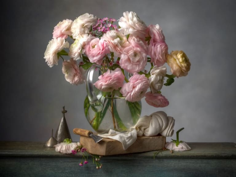 L'incanto naturale di Christopher Broadbent