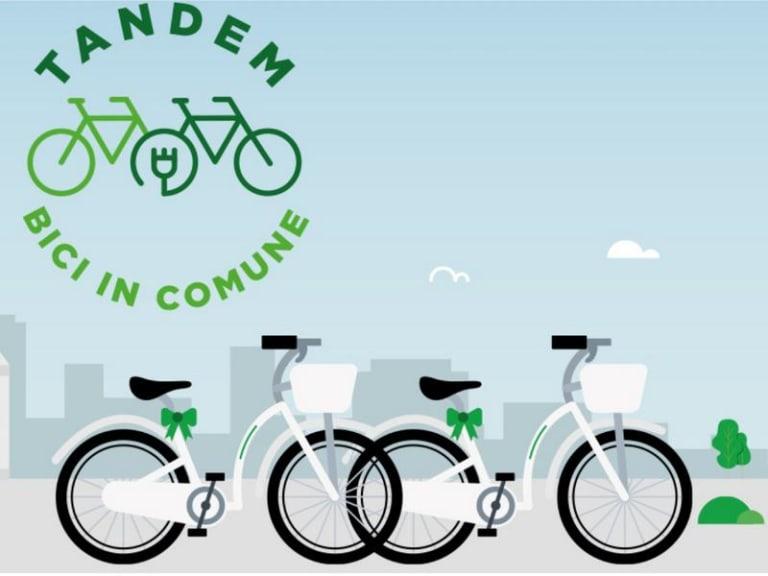 Un progetto per portare le e-bike nei piccoli comuni: Tandem Bici in Comune