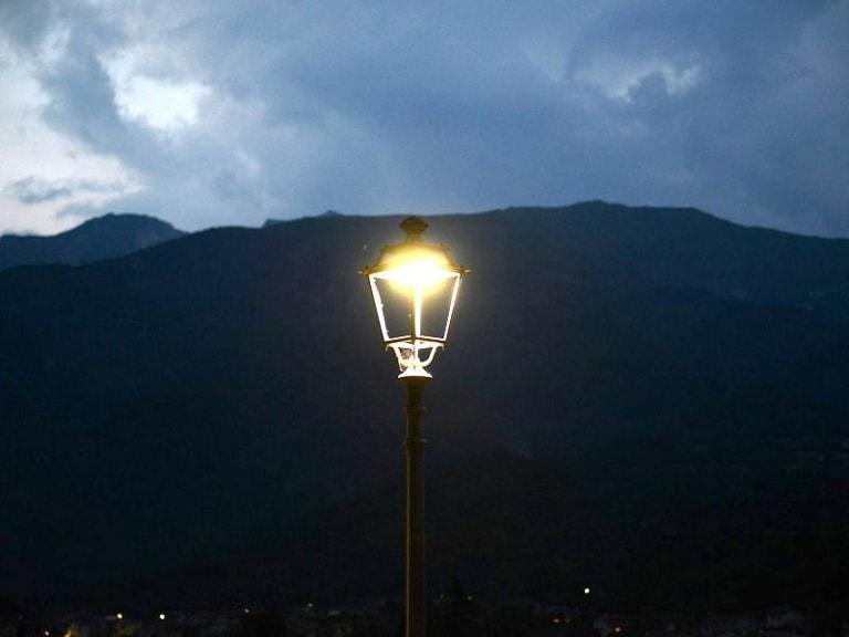 Illuminazione pubblica, finanziamenti per i LED