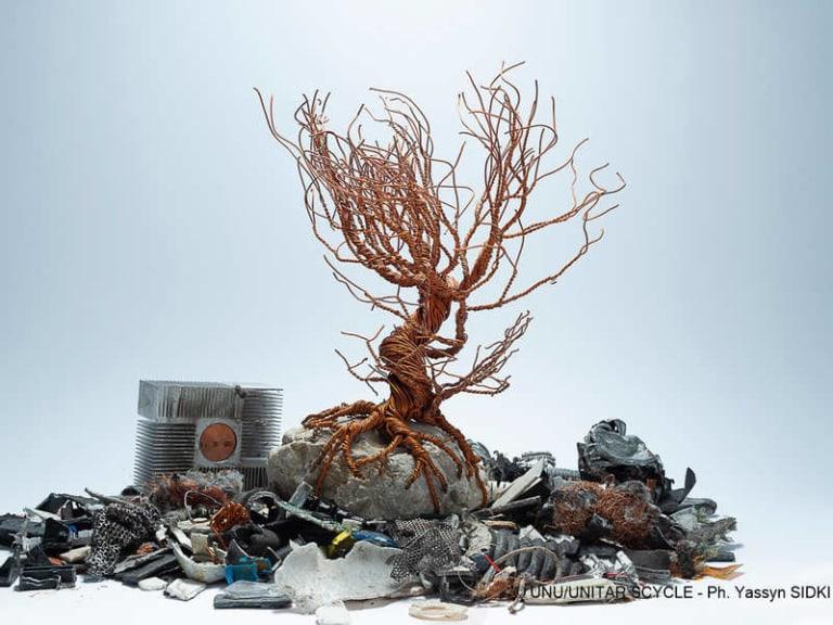 e-waste: crescono i rifiuti elettronici a livello mondiale