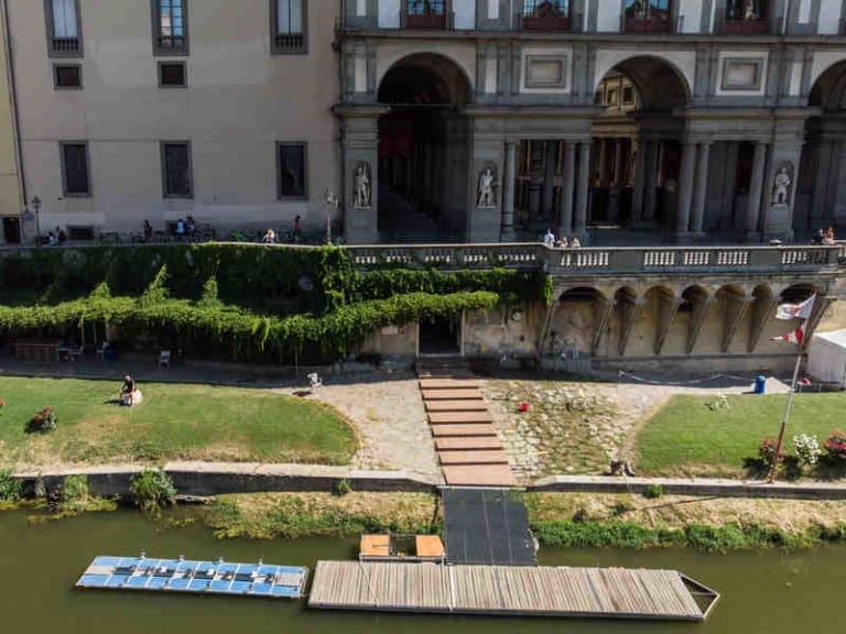 Stop alla plastica in Arno