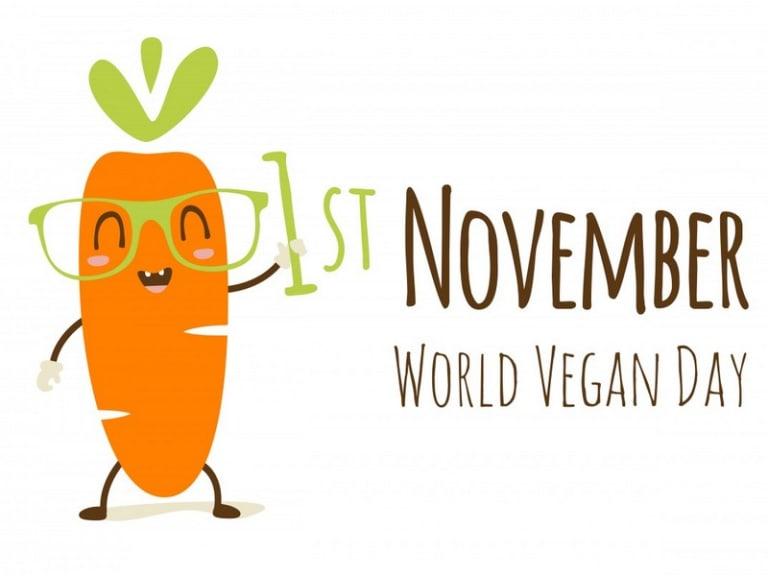 World Vegan Day per promuovere scelte alternative
