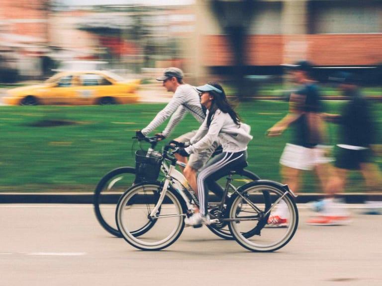Viaggiare assicurati, anche quando si va in bicicletta