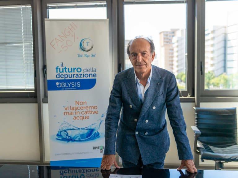 Oblysis depura le acque reflue con una nuova tecnologia aerobica