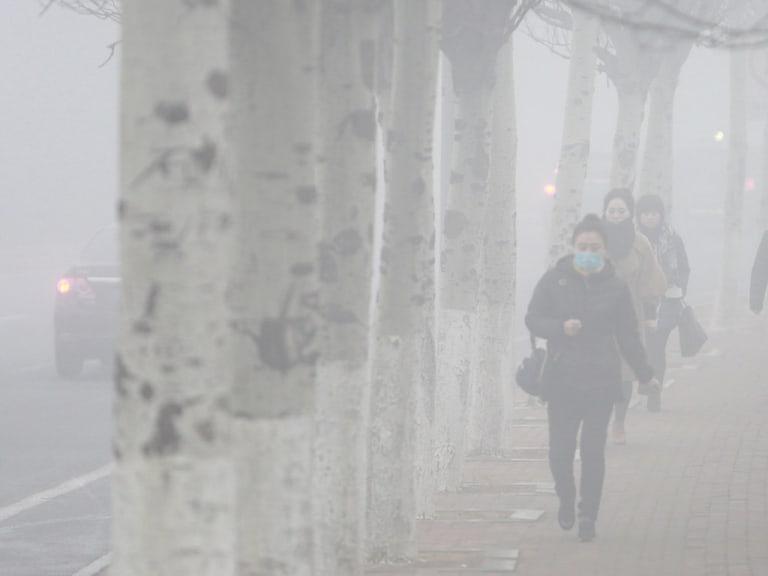 Entro il 2030 si potrebbero ridurre del 55% le morti causate dall'inquinamento dell'aria
