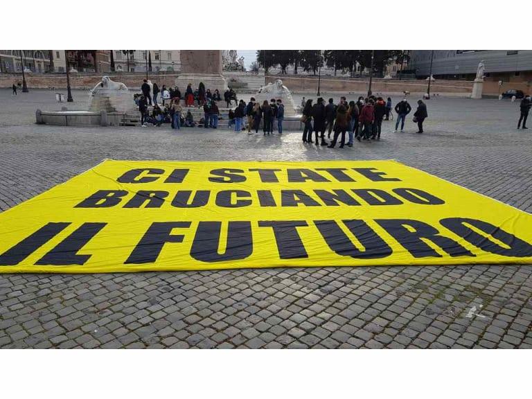 I Fridays for Future sono tornati in piazza