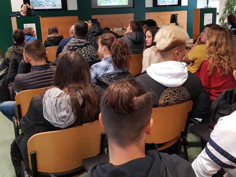 Il servizio civile ambientale arriva al Parlamento italiano