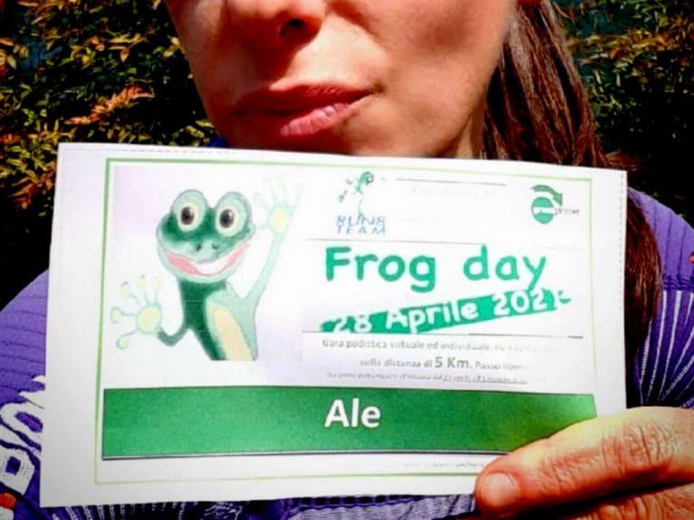 28 aprile: in corsa per la Giornate delle rane