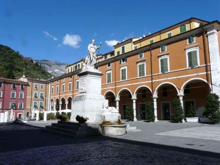 Carrara, laboratorio della roadmap creativa, con la sostenibilità al centro della rigenerazione urbana