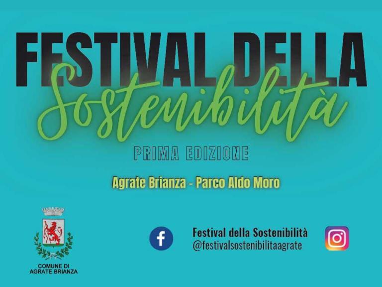 Ad Agrate la prima edizione del Festival della Sostenibilità