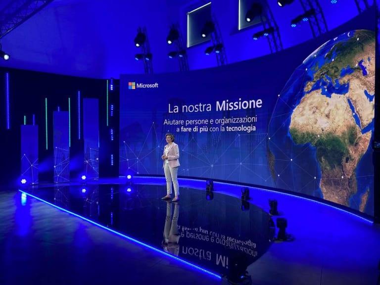 La sostenibilità, leva strategica anche per Microsoft