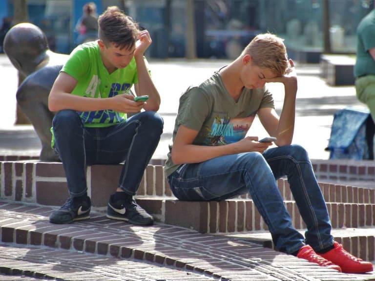Contagio da cellulari