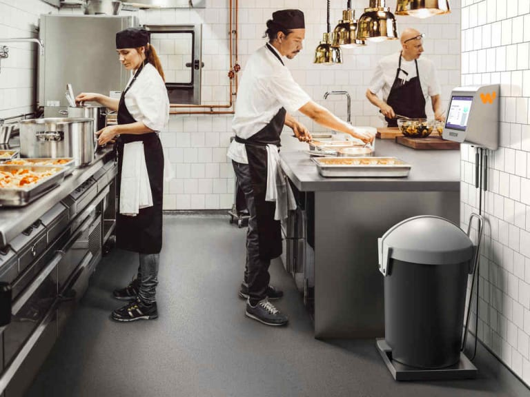La ristorazione collettiva è fatta di tecnologia