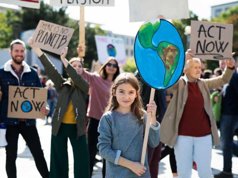 La sfida della crisi climatica si vince tutti insieme