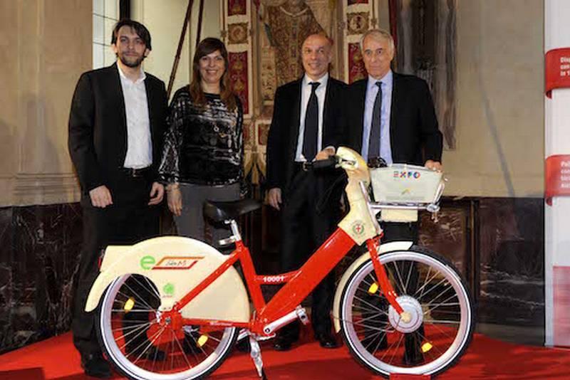 bici elettriche bikemi - bike sharing