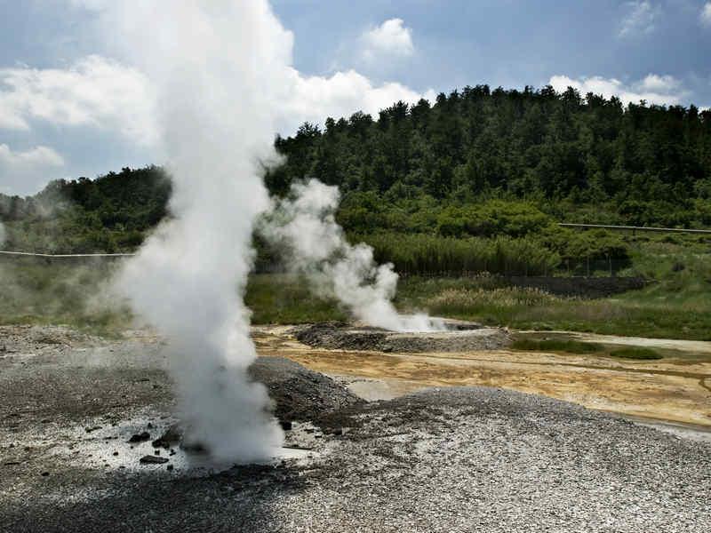progetto geco - geotermia - energie rinnovabili