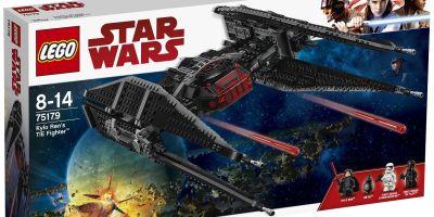LEGO Star Wars, veicoli e personaggi