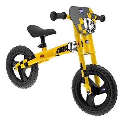 Chicco 00007413000000 - Yellow Thunder , Bicicletta Senza Pedali , Gialla
