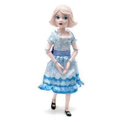 Disney Store bambola 35cm bambolina di porcellana Grande e Potente Oz