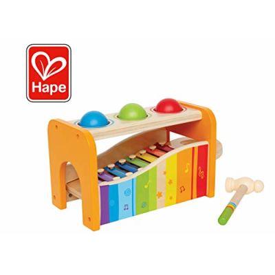 Hape E0305 - Banco Delle Palline e Xilofono