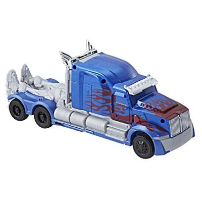 Hasbro Transformers-C1317ES0 Mv5 Armor Turbo Optimus Prime, C1317ES0