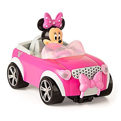 IMC Toys - 182073 - Auto radiocomando Minnie City Fun