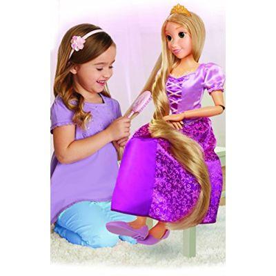 Jakks Pacific–Disney Rapunzel Bambola,, Taglia Unica, 61773–11L
