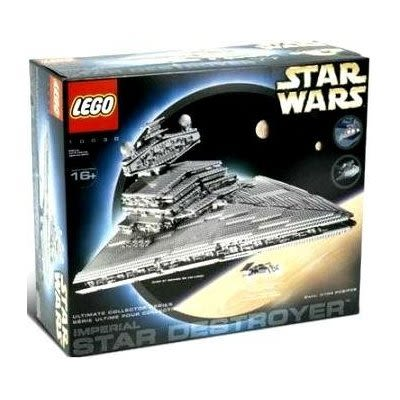 Lego Imperial Star Destroyer – Ultimate Collector della serie 10030