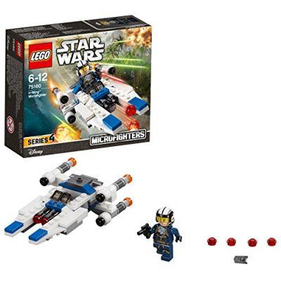 LEGO Star Wars 75160 - Set Costruzioni Microfighter U Wing