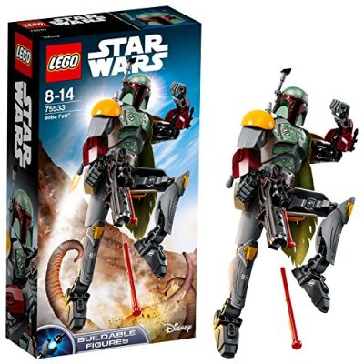 Lego Star Wars Construction-Boba Fett, 75533