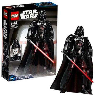 Lego Star Wars Construction-Darth Vader, 75534