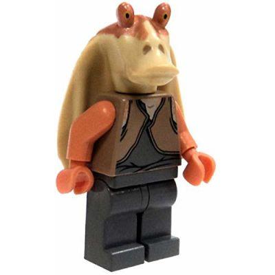 LEGO Star Wars: Jar Jar Binks Minifigura