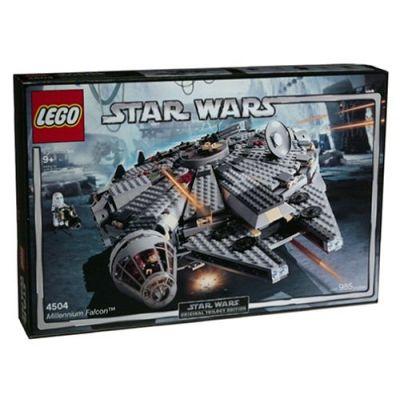 LEGO Star Wars Millennium Falcon 4504 (japan import)