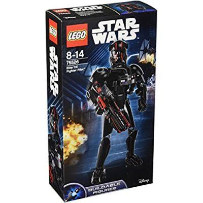 Lego Star Wars Pilota Elite Tie Fighter,, 75526