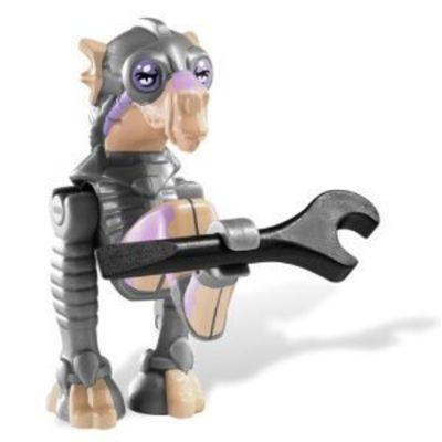 LEGO Star Wars: Sebulba Minifigura