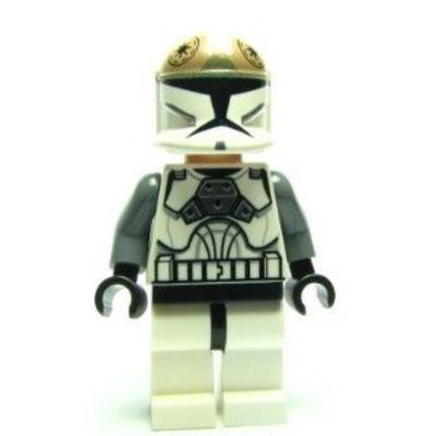 Lego Star Wars–Statuetta di pilota di AT-TE