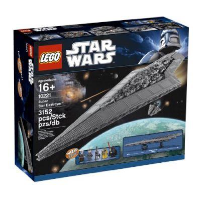 Lego Star Wars TM 10221 - Costruzioni, Super Star Destroyer