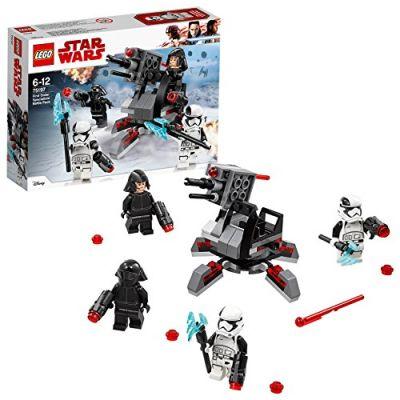 Lego Star Wars TM-Battle Pack del Primo Ordine,, 75197