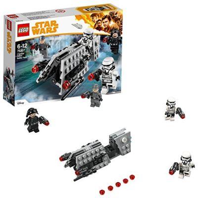 Lego Star Wars TM-Battle Pack Pattuglia Imperiale, 75207