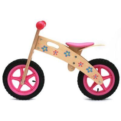 Ooowee rosa Balance bici di legno