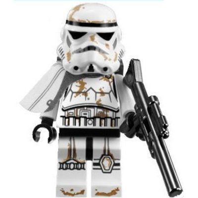 SANDTROOPER SERGEANT (2012) - LEGO Star Wars Minifigure