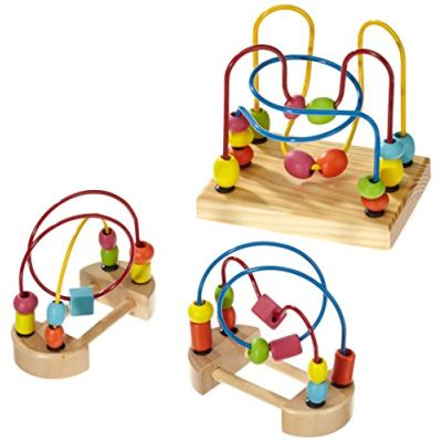 small foot company 1824 Gioco educativo, set da 3 pezzi