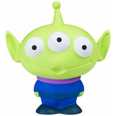 Toy Story. 3 Antistress Squishy Kawaii Pupazzetti Pupazzo per Bambini Pallina Riabilitazione Mano Anti Stress Decorazione Festa Disney Pixar Cars 1 per Pacco (Alieno)